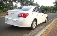 Cần tiền nên bán em Chevrolet Cruze 2016 số tay, màu trắng ít đi giá 415 triệu tại Tp.HCM
