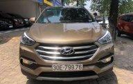 Bán Hyundai Santa Fe màu nâu, máy xăng, hai cầu bản đủ 2018 giá 1 tỷ 79 tr tại Hà Nội