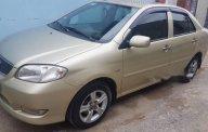 Cần bán gấp Toyota Vios G 2004, màu vàng như mới, giá tốt giá 220 triệu tại Nghệ An