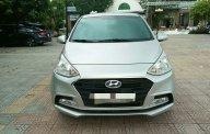 Bán xe Hyundai Grand i10 1.2 MT CKD 2017, màu bạc, xe còn mới 99%. LH: 0984545919 Ms: Cẩm giá 400 triệu tại Tp.HCM