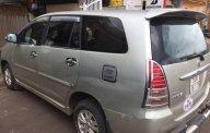 Cần bán gấp Toyota Innova đời 2007, màu bạc giá 247 triệu tại Tp.HCM