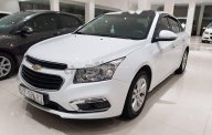 Bán ô tô Chevrolet Cruze đời 2016, màu trắng  giá 450 triệu tại Tp.HCM