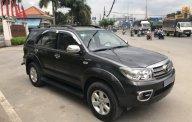 Bán xe Fortuner 2010, tự động, máy xăng, hai cầu xám chì, chính chủ đi từ đầu giá 545 triệu tại Tp.HCM