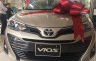 Cần bán rất gấp Toyota Vios 1.5G CVT sx 2018  giá 606 triệu tại Tp.HCM