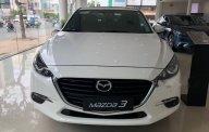 Bán xe Mazda 3 1.5L SD FL đời 2018, màu trắng, giá chỉ 659 triệu giá 659 triệu tại Tp.HCM