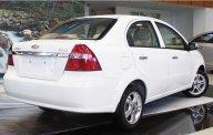 Bán xe Chevrolet Aveo năm 2018, màu trắng, Hòa Bình, giảm tới 60 triệu, + full option, lăn bánh chỉ từ 100 triệu giá 435 triệu tại Hòa Bình