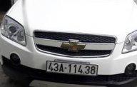 Bán Chevrolet Captiva năm sản xuất 2009, màu trắng   giá 330 triệu tại Đà Nẵng