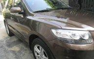 Cần bán Hyundai Santa Fe 2012 tự động, máy dầu, nâu vàng cực đẹp giá 698 triệu tại Tp.HCM