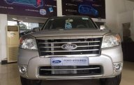 Bán Ford Everest 4x2 MT đời 2011, màu bạc, 575 triệu giá 575 triệu tại Tp.HCM