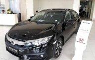 Cần bán gấp Honda Civic 1.8E sản xuất năm 2018, màu đen giá 780 triệu tại Long An