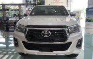 Bán Toyota Hilux 2.8G AT 4x4 2018, màu trắng, nhập khẩu, giá 886tr, đặt xe lấy sớm liên hệ 0986924166 giá 886 triệu tại Hà Nội