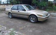 Gia đình bán xe Honda Accord màu vàng, sản xuất năm 1987, xe còn đẹp, liền lạc giá 47 triệu tại Sóc Trăng