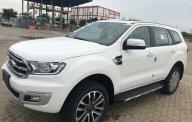 Bán xe Ford Everest Titanium AT 4WD - Bi Turbo đời 2018, màu trắng, nhập khẩu giá 1 tỷ 400 tr tại Hà Nội