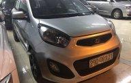 Bán xe Kia Morning Van sản xuất 2012, màu bạc giá 249 triệu tại Hà Nội