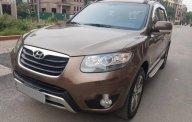 Bán xe Hyundai Santa Fe sản xuất 2012, màu nâu, nhập khẩu giá 699 triệu tại Tp.HCM