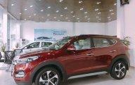 Bán xe Hyundai Tucson 1.6 Turbo đời 2018, màu đỏ, giá tốt giá 892 triệu tại Tp.HCM