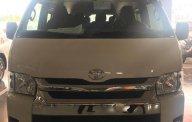 Bán xe Toyota Hiace 3.0 MT đời 2018, màu trắng, nhập khẩu Thái, hỗ trợ vay 90%. LH: 0912493498 giá 999 triệu tại Tp.HCM