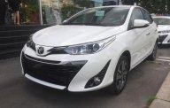 Toyota Yaris 1.5G 2018, Mr Quốc - 0906.799.977, với 170 triệu nhận xe ngay, giá tốt thị trường giá 650 triệu tại Tp.HCM