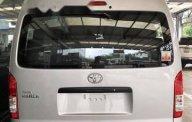 Bán xe Toyota Hiace đời 2018, màu bạc, nhập khẩu Thái Lan  giá 999 triệu tại Tp.HCM