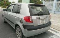 Cần bán lại xe Hyundai Getz sản xuất 2010, màu bạc giá 185 triệu tại Hà Nội