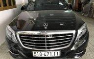 Cần bán xe Mercedes S400L đời 2017, màu đen, xe nhập như mới giá 3 tỷ 633 tr tại Tp.HCM