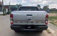 Bán Ford Ranger Wildtrak 3.2 AT đời 2017, màu bạc giá 866 triệu tại Bình Dương
