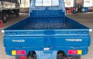 Xe Towner 800 thùng lửng tải trọng 990kg tiêu chuẩn khi thải euro4, hỗ trợ trả góp chỉ 50tr có thể lấy xe giá 155 triệu tại Tp.HCM