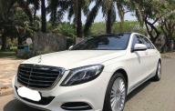 Xe Mercedes S500 đời 2017, màu trắng giá 4 tỷ 750 tr tại Hà Nội