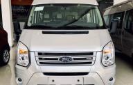 Cần bán xe Ford Transit SVP đời 2018, màu bạc  giá 800 triệu tại Hà Nội