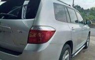Bán Toyota Highlander năm sản xuất 2007, màu bạc, giá chỉ 645 triệu giá 645 triệu tại Đồng Nai