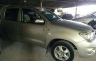 Cần bán lại xe Toyota Hilux sản xuất 2010, màu bạc, giá tốt giá 350 triệu tại Tp.HCM