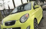 Cần bán lại xe Kia Morning năm sản xuất 2009, màu vàng, xe nhập chính chủ giá 255 triệu tại Hải Phòng