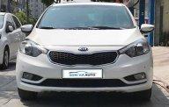Bán ô tô Kia K3 EX 1.6AT đời 2016, màu trắng giá cạnh tranh giá 515 triệu tại Hà Nội