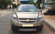 Gia đình cần bán xe Captiva 2009 bản LT, số sàn, màu vàng cát giá 307 triệu tại Tp.HCM
