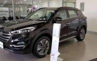 Cần bán xe Hyundai Tucson đời 2018, màu đen giá 880 triệu tại Tp.HCM