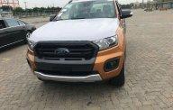 Bán ô tô Ford Ranger Wiltrak 2.0 một cầu, năm 2018, màu cam, nhập khẩu LH: 0941921742 giá 830 triệu tại Lạng Sơn
