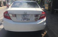 Bán Honda Civic năm 2014, màu trắng số tự động  giá 680 triệu tại Tp.HCM