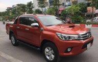 Bán xe Toyota Hilux 3.0AT sản xuất năm 2015 chính chủ giá 710 triệu tại Hà Nội