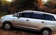Bán Toyota Innova năm sản xuất 2013, màu bạc chính chủ, giá 520tr giá 520 triệu tại Tp.HCM