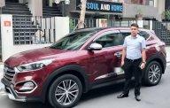 Bán Hyundai Tucson đời 2015, màu đỏ, xe nhập giá 860 triệu tại Hà Nội