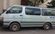 Bán ô tô Toyota Hiace đời 2001, giá chỉ 65 triệu giá 65 triệu tại Tp.HCM