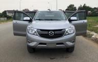 Bán ô tô Mazda BT 50 sản xuất 2015 màu bac, giá tốt, xe nhập giá 520 triệu tại Nghệ An
