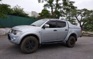 Cần bán Mitsubishi Triton đời 2013, màu bạc, nhập khẩu giá 386 triệu tại Hà Nội