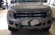 Bán Ford Ranger XLT sản xuất 2012, màu bạc giá 435 triệu tại Tp.HCM