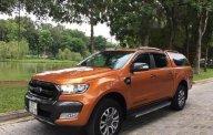 Cần bán lại xe Ford Ranger đời 2015, màu cam giá 775 triệu tại Tp.HCM
