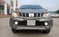 Cần bán Mitsubishi Triton sản xuất năm 2016, màu xám, nhập khẩu nguyên chiếc giá 485 triệu tại Hà Nội