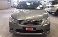 Bán Toyota Innova 2.0E năm sản xuất 2012, màu xám   giá 540 triệu tại Tp.HCM