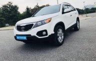 Bán xe Kia Sorento 2.4AT 2011, màu trắng giá 575 triệu tại Hà Nội