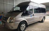 Bán Ford Transit đời 2014, màu bạc, giá chỉ 555 triệu giá 555 triệu tại Tp.HCM