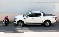 Bán Ford Ranger Wiltrak 3.2 AT đời 2018, màu trắng giá 910 triệu tại Tp.HCM